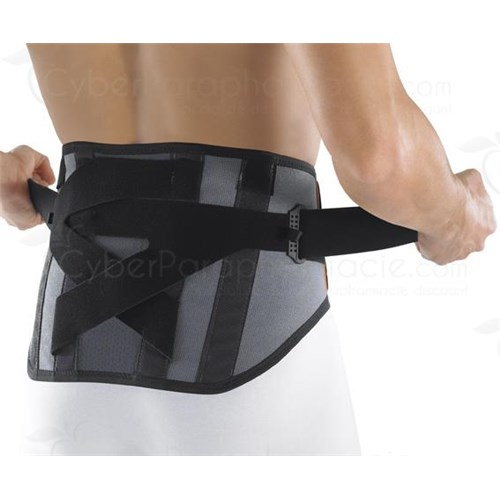 DOTOP, lumbar support belt, extensor progressive resistance, men