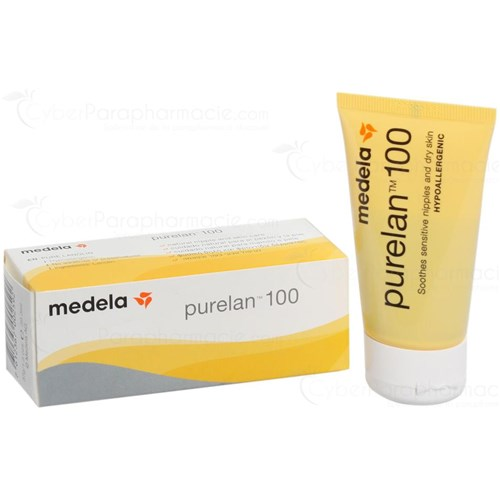 PURELAN 100, Moisturizer areola during breastfeeding. - 37 g tube