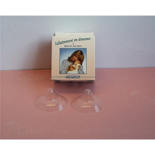 SANIPHARM BREASTFEEDING Bout breast. PM (ref. 9240) - bt 2