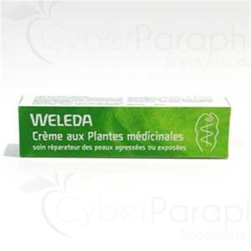 Weleda SKINCREAM BODY CREAM, body cream emollient medicinal plants. - 30 ml tube