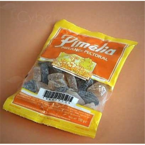 Pimelia MIX PECTORAL Eraser softening, pectoral mixture. - 110 g bag