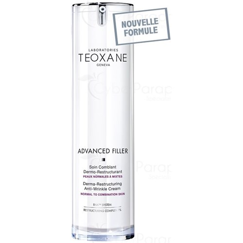 ADVANCED FILLER normal to combination skin 50ml