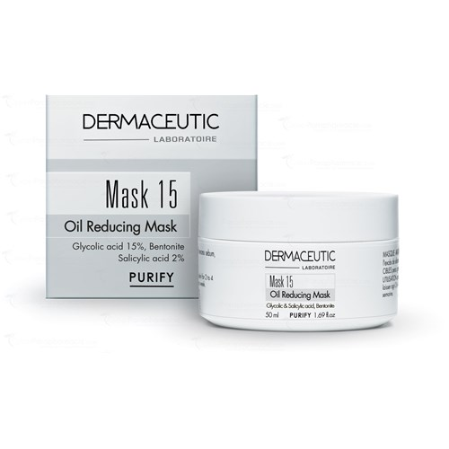 MASK 15 Cleansing mask 50 ml