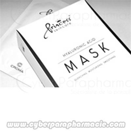 PRINCESS MASK 8x green tea and Aloe vera masks