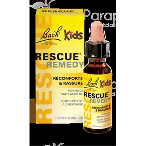 RESCUE KIDS gouttes 10 ml