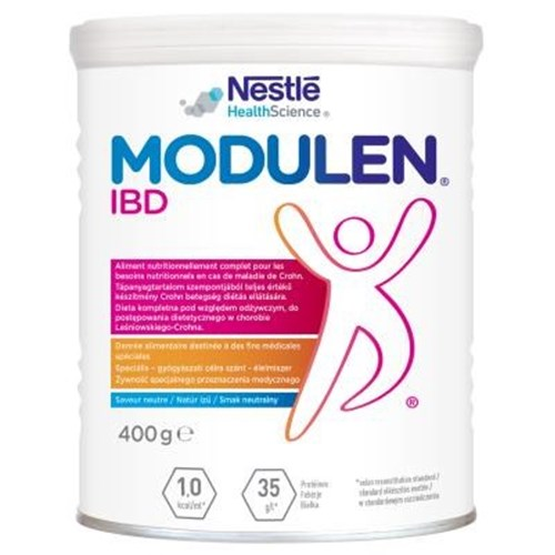 Modulen IBD Dietary food for special medical purposes. - Bt 400 g