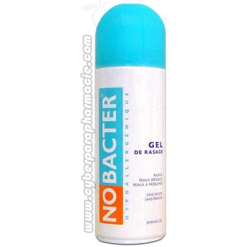 NOBACTER Hypoallergenic Shaving gel 150 ml