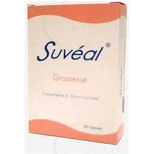 SUVÉAL PREGNANCY Capsule, micronutrient supplement for pregnancy. - Bt 30