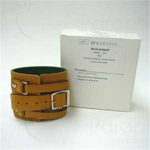 COOPER INCIDENTAL, Wristband Dumbbell leather. PM (ref. 2281800) - unit
