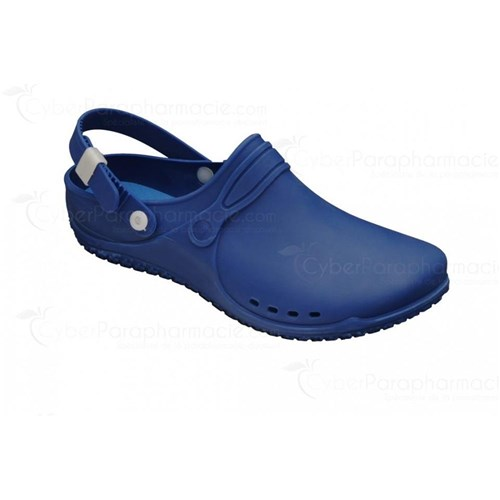 CLOG PROGRESS Blue