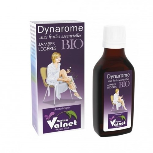 DYNAROME MOVEMENT OF LEGS DOCTOR VALNET, complex aromatic, liquid ready to use. - Fl 100 ml