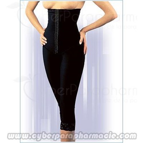Liposuction clothing WOMEN: lipo-panthy elegance CoolMax high EC/002