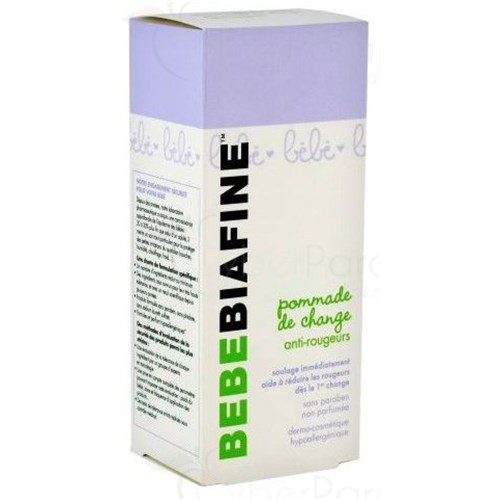 BEBEBIAFINE POMMADE CHANGE anti-rougeurs 75 ml