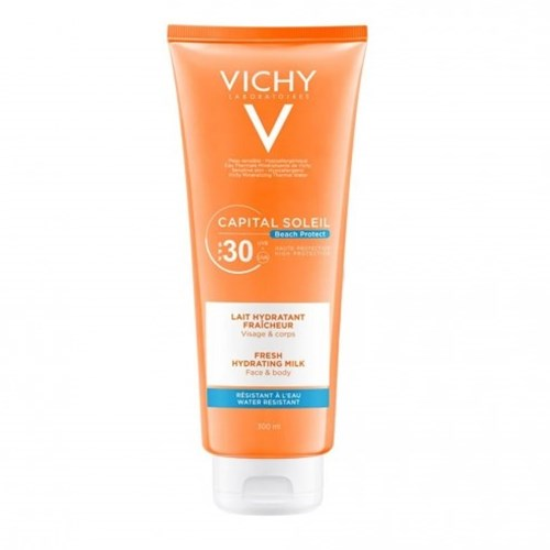 MOISTURIZING MILK SPF30 300ML IDEAL SOLEIL VICHY
