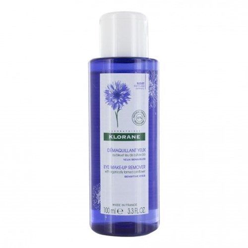 BLUE RITUAL EYE MAKEUP REMOVER 100ML KLORANE