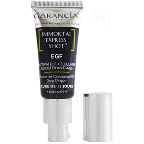 IMMORTAL EXPRESS SHOT EGF® (N°1)CELLULAR ACTIVATOR SERUM BOOSTER ANTI-AGING 15ML