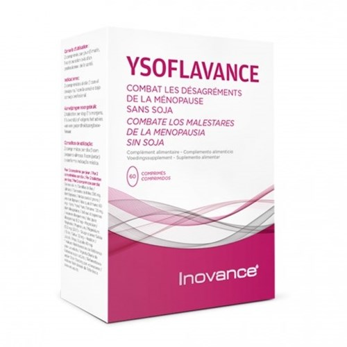 YSOFLAVANCE 60 TABLETS INOVANCE