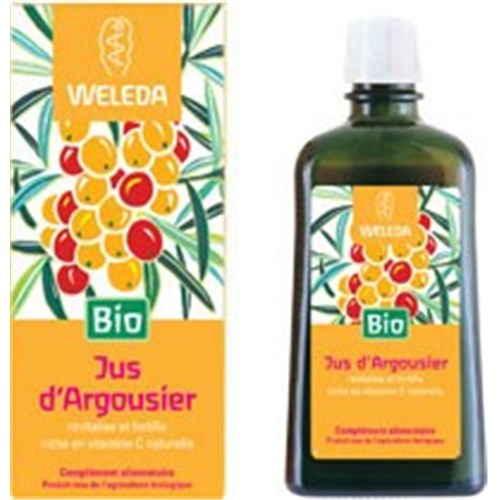 JUS D'ARGOUSIER 250 ml