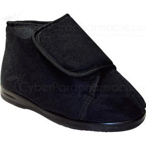 BALLADIN therapeutic shoes for temporary use, high, full opening - pair