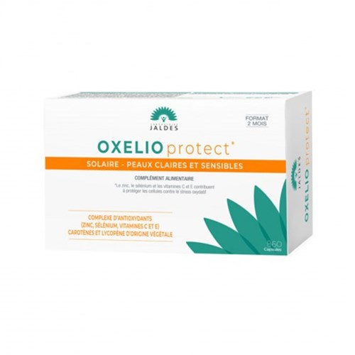 OXELIO PROTECT 60 CAPSULES CLEAR SKIN JALDES